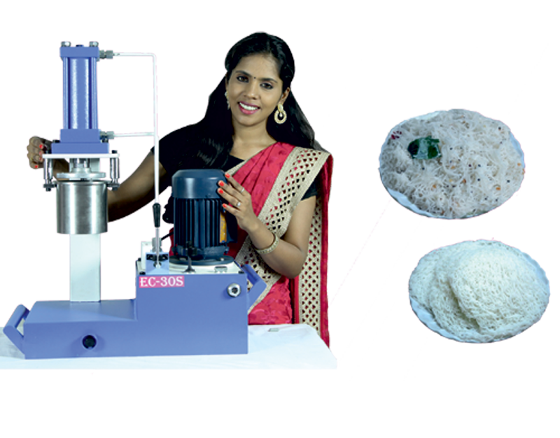 Eckitchen_Portable Sevai & Idiyappam Machine